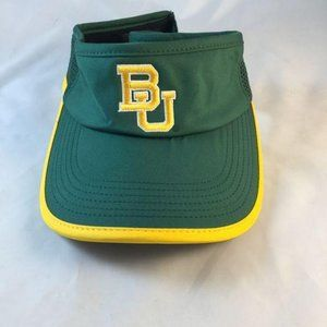 Nike Baylor Bears Dri Fit Visor-Like New